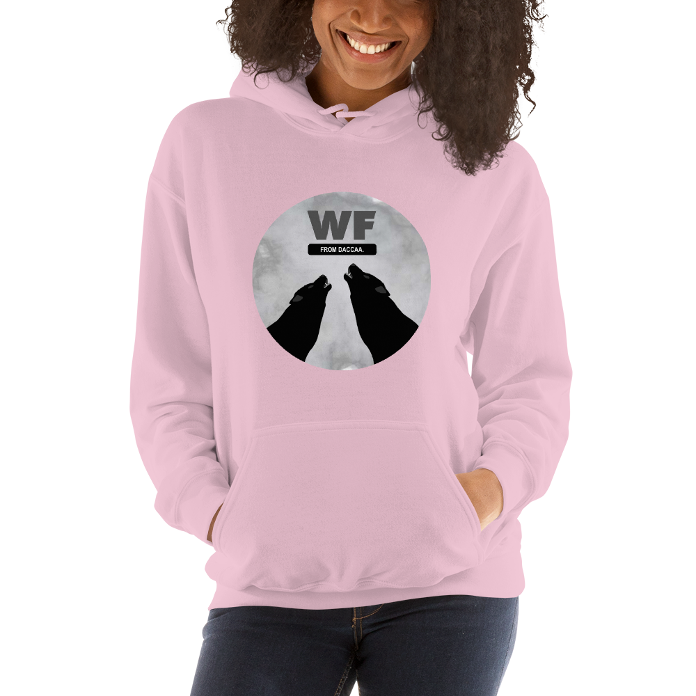 Two Wolves Hoodie (Women)