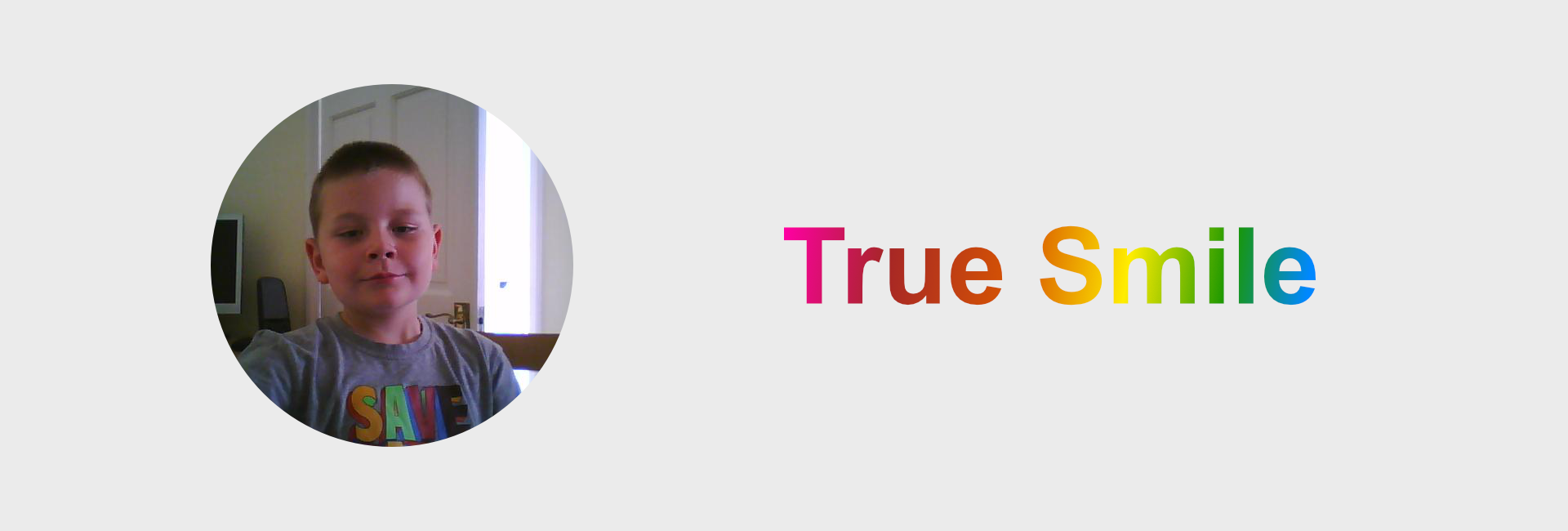 Danny and True Smile logo