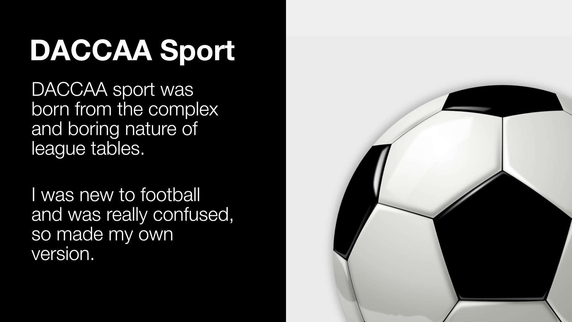 DACCAA Sport